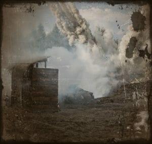 Bushmaster Tech Battles, The Eruption